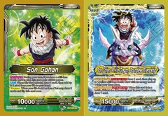 Son Gohan // Son Gohan & Hire-Dragon, Boundless Friendship - BT11-091 - UC - Foil