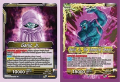 Garlic Jr. // Garlic Jr., the Immortal Demon - BT11-092 - C