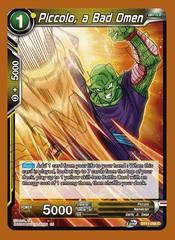 Piccolo, a Bad Omen - BT11-098 - C - Foil