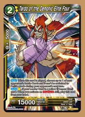Tardo of the Demonic Elite Four - BT11-108 - C - Foil