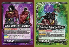 Dark Broly & Paragus // Dark Broly & Paragus, the Corrupted - BT11-122 - UC