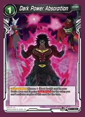 Dark Power Absorption - BT11-149 - C - Foil