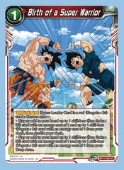 Birth of a Super Warrior - BT11-029 - UC