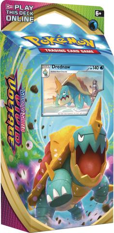 Sword & Shield - Vivid Voltage Theme Deck - Drednaw