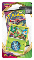 Sword & Shield - Vivid Voltage Checklane Blister - Grookey