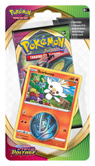 Sword & Shield - Vivid Voltage Checklane Blister - Scorbunny