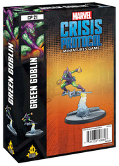 (DEPRECATED) Marvel: Crisis Protocol - Green Goblin Character Pack