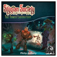 The Stygian Society: The Tower Library Expansion