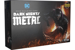 DC Comics Deck Building Game: Dark Nights - Metal