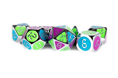Digital Neon Glow in the Dark Enamel Set