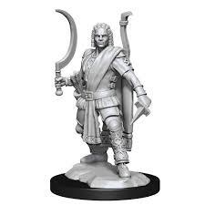 D&D Nolzurs Marvelous Miniatures - Human Ranger Male (Wave 13)