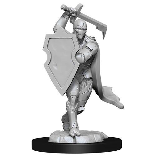 D&D Nolzurs Marvelous Miniatures - Warforged Fighter Male (Wave 13)