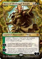 Nissa of Shadowed Boughs - Borderless