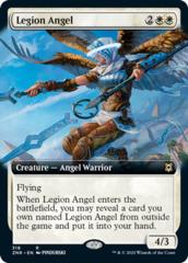 Legion Angel - Extended Art