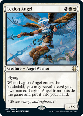 Legion Angel - Foil
