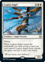 Legion Angel - Foil