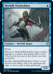 Merfolk Windrobber - Foil