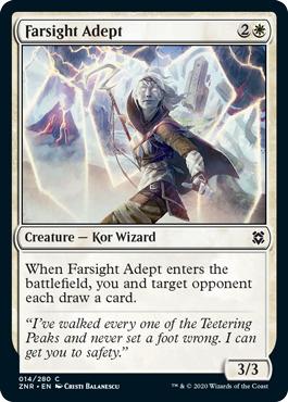 Farsight Adept - Foil