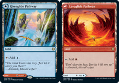 Riverglide Pathway // Lavaglide Pathway - Foil