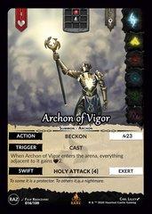 Archon of Vigor 16