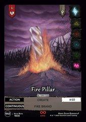 Fire Pillar E18
