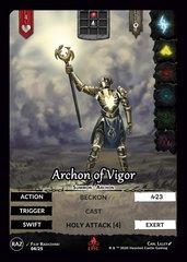 Archon of Vigor E4