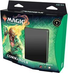 Zendikar Rising - Lands Wrath Commander Deck