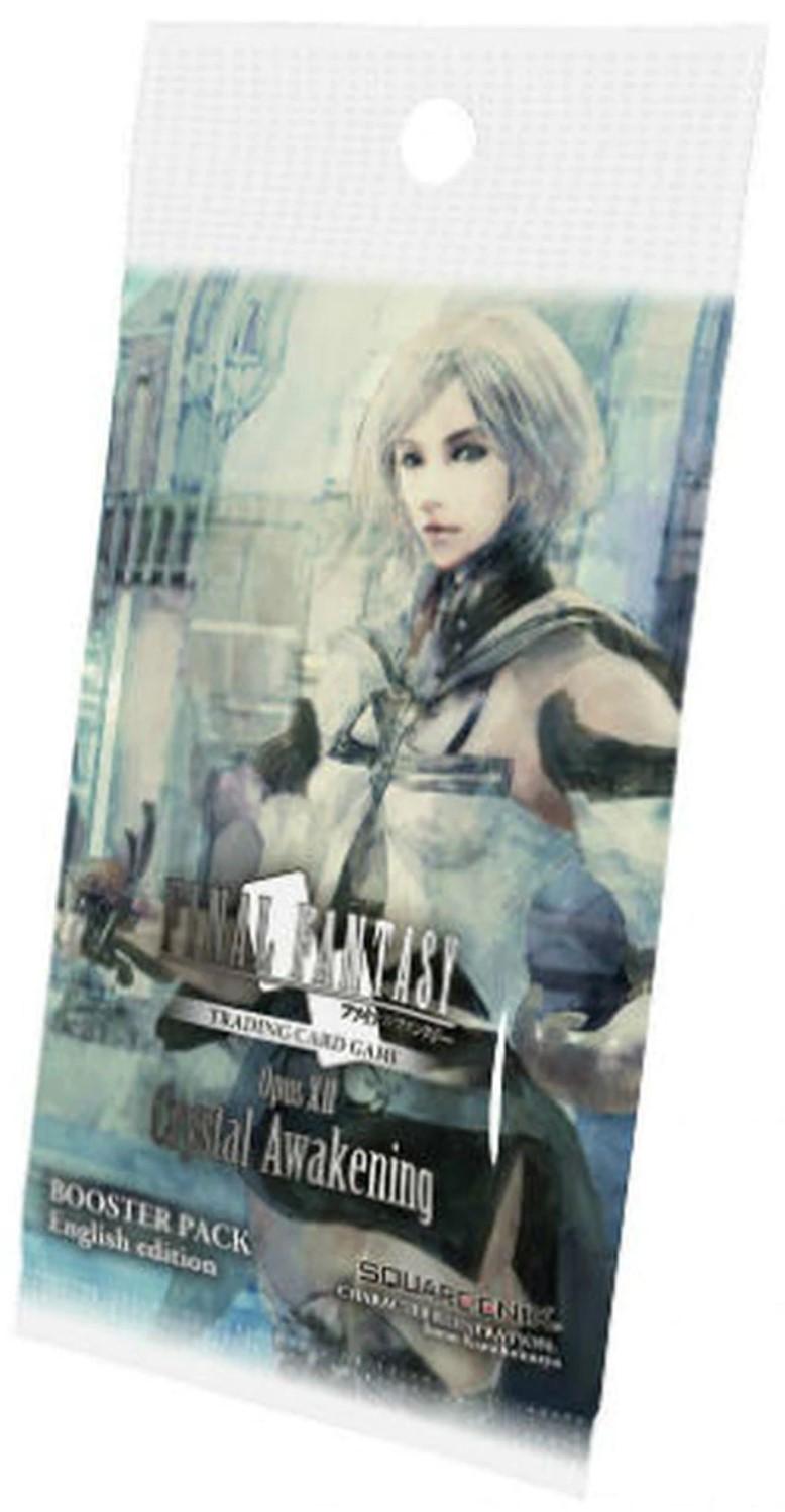 Final Fantasy TCG - Opus XII: Crystal Awakening Booster Pack