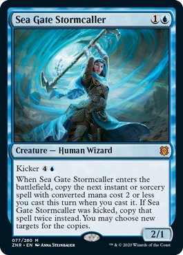 Sea Gate Stormcaller - Foil