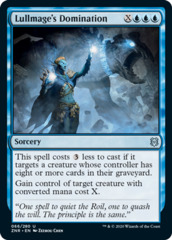 Lullmage's Domination - Foil
