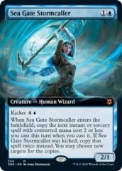 Sea Gate Stormcaller (Extended Art) - Foil