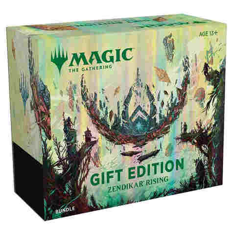 Zendikar Rising Bundle: Gift Edition