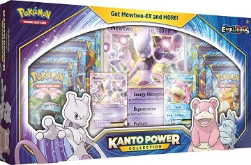Kanto Power Collection - Mewtwo EX