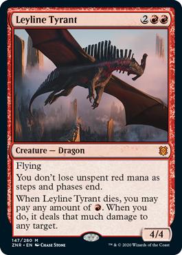 Leyline Tyrant