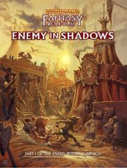 Warhammer Fantasy Rpg 4th Edition: Enemy In Shadows -  Part 1
