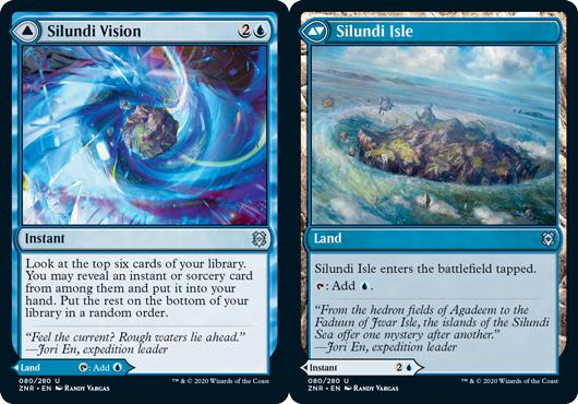 Silundi Vision // Silundi Isle - Foil