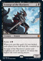 Scourge of the Skyclaves - Foil