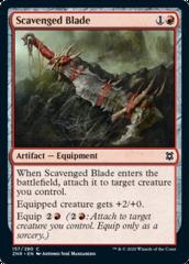 Scavenged Blade - Foil