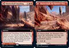 Shatterskull Smashing // Shatterskull, the Hammer Pass - Extended Art