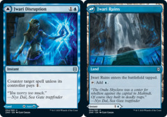 Jwari Disruption // Jwari Ruins - Foil