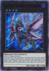 Galaxy Stealth Dragon (Purple) - DLCS-EN126 - Ultra Rare - 1st Edition