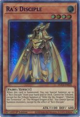 Ra's Disciple (Purple) - DLCS-EN026 - Ultra Rare - 1st Edition