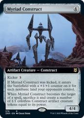 Myriad Construct - Extended Art