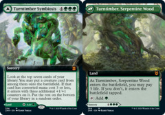 Turntimber Symbiosis (Extended Art)