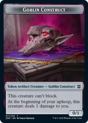 Goblin Construct Token