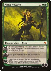 Nissa Revane - The List