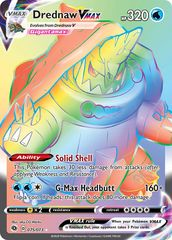 Drednaw VMAX - 075/073 - Secret Rare