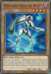 Meklord Army of Wisel - LED7-EN028 - Common - 1st Edition
