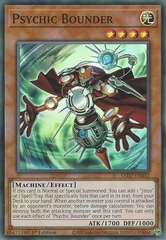 Psychic Bounder - LED7-EN032 - Super Rare - 1st Edition