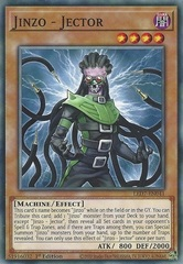 Jinzo - Jector - LED7-EN041 - Common - 1st Edition